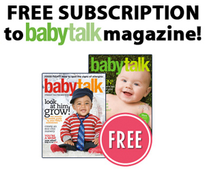 Free Babytalk Magazine Subscription Nepa Mom
